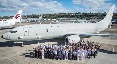 Australia Declares their P-8A Poseidon Aircraft have Achieved Initial Operating Capability Five Months Early