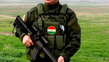 Peshmerga look to conduct joint security operations with Iraqi forces