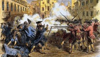 The Boston Massacre March 5, 1770 A Powder Keg That Lit the Revolution