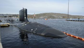 US Navy commissions its newest nuclear attack sub: The USS Colorado