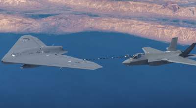 How an unarmed drone could help America regain the advantage in near-peer warfare