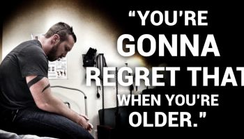 Old Man Fitness: The power of pain, and why I don't regret a damn thing