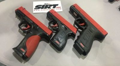 Firearms Training Tools: The SIRT Dry Fire Training Pistol
