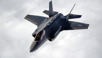 Pentagon halts F-35 deliveries from Lockheed Martin due to dispute over repair costs