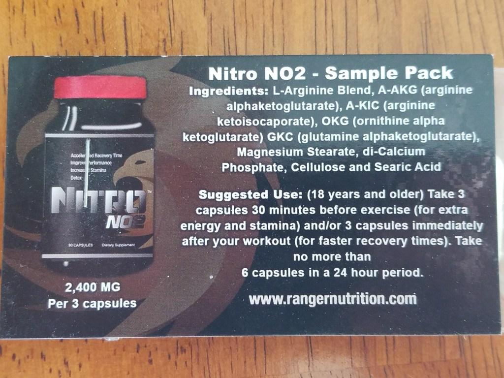 Ranger Nutrition | Fuel for your flesh