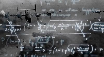 A mathematician's war: How Abraham Wald helped win World War II without ever firing a shot