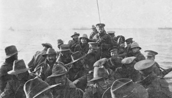 Anzac Day: Remembering Gallipoli