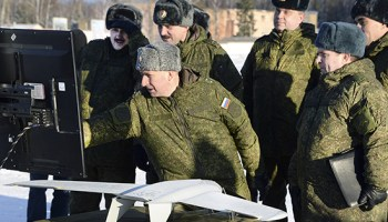 Despite touting advanced missiles, Russia's drone program lags behind competitors