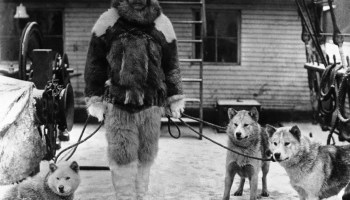 A dose of history: Robert Peary and Matthew Henson