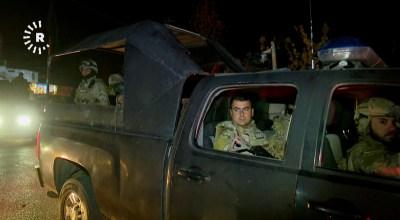 Peshmerga deny they are being sent back to Kirkuk