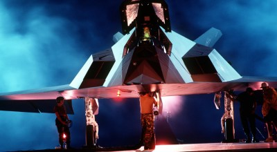 Remembering the F-117 Nighthawk – 10 Years Since Official Retirement