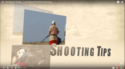 Long Range Shooting Tips: Shooting Fundamentals with Ryan Cleckner