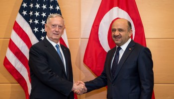 Bill introduced to exclude Turkey from U.S. military purchases
