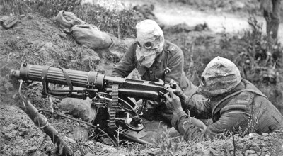 Chlorine gas: A weapon of WWI