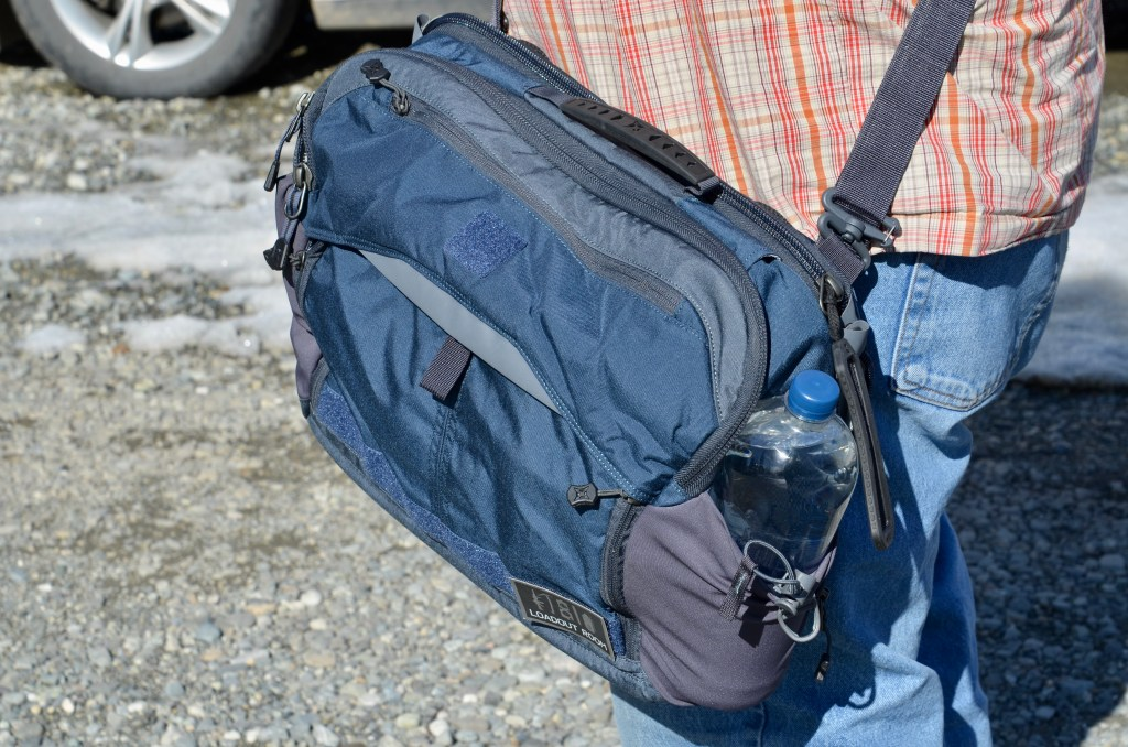 Vertx EDC Courier Bag: For the Discrete Professional