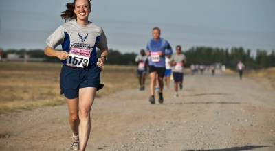 Running: Everyone's favorite form of exercise