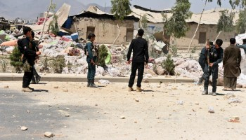 Recent violence in Afghanistan kills 14, wounds 33