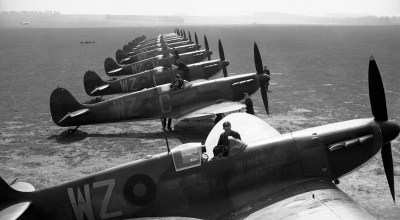 May 4, 1939: A demonstration of British aerial firepower