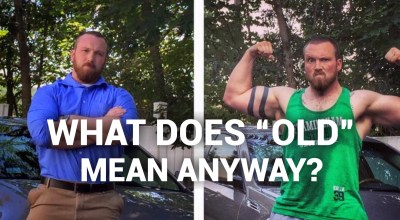 Old Man Fitness: What does 'Old Man Fitness' actually mean?