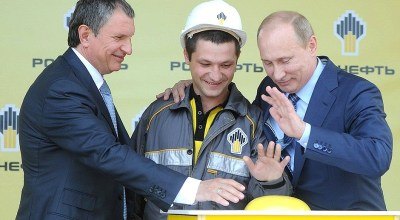 Russian oil company Rosneft signs deal with Kurdistan Regional Government