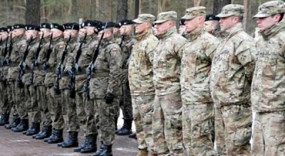 Poland Wants a Permanent US Base to Counter Russian Aggression