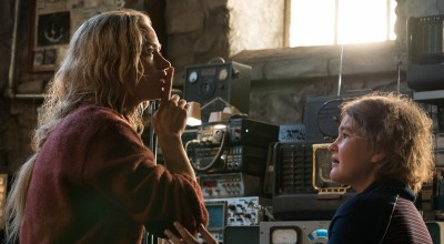 A Quiet Place: Silence has never been so terrifying