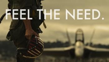 Can Top Gun 2 repeat the original's success as a recruitment tool?