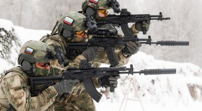 Russia's new service rifles: Soviet firepower with an American flare