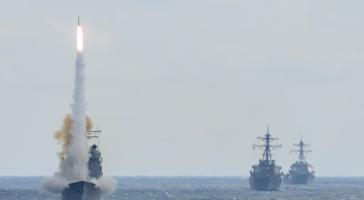 Is ballistic missile defense a waste of the US Navy's ships?