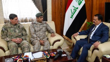 Kurdistan representatives meet with US delegation to discuss the future of Iraq