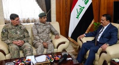 Kurdistan representatives meet with US delegation to discuss the future of Iraq