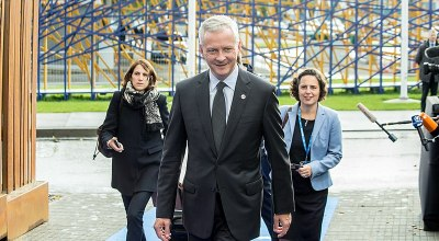 Featured image: Bruno Le Maire, Minister, Ministry of Economy and Finance, France | By EU2017EE Estonian Presidency (Bruno Le Maire) [CC BY 2.0], via Wikimedia Commons