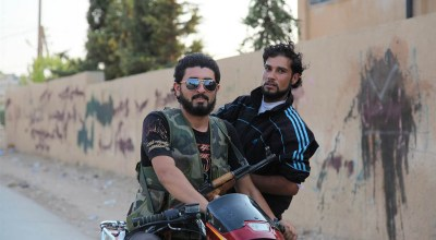 Motorcycle ambushes lead to Eid holiday ban in Deir ez-Zor by the Syrian Democratic Forces