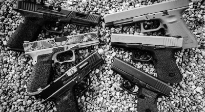 Is there such a thing as too many Glocks?