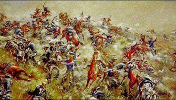 On This Day, in 1876, Custer and the 7th Cavalry Are Wiped Out at the Little Bighorn