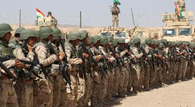 Kurdish Peshmerga are added to next year's National Defense Authorization Act