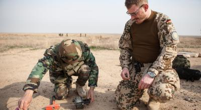 Norway plans to expand demining efforts in Iraq and Syria
