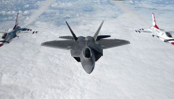 What do we mean when we say 'fifth-generation' fighter?