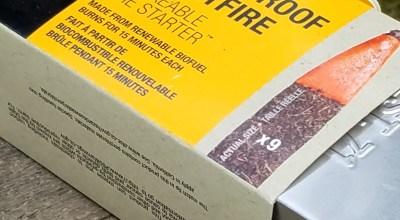 UCO | Behemoth Sweetfire match kit