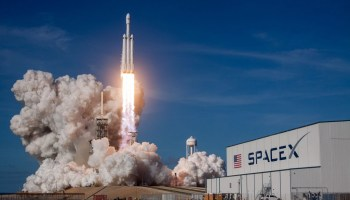 Commercial rocket companies are already changing the ways war will be waged in space