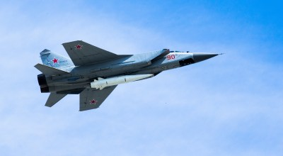 Plans for Russia's hypersonic missiles reportedly leaked to Western spies