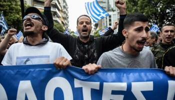 Active measures target Greece