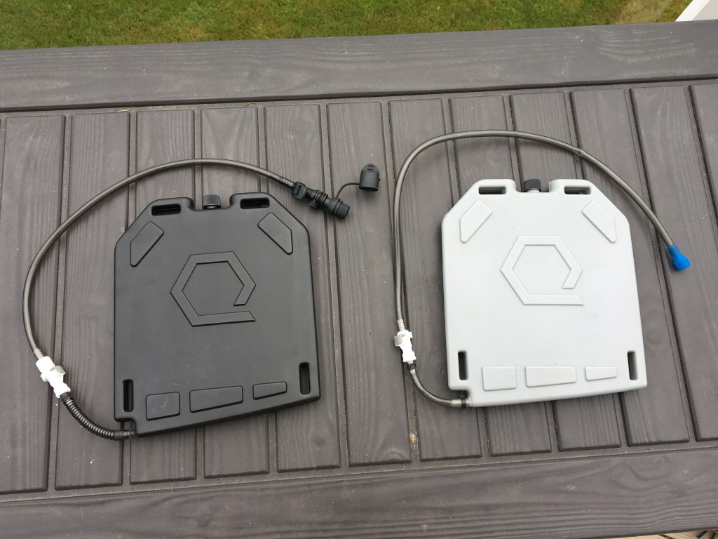Armor Protection, Cooling, Warming and Hydration: Qore Performance's IcePlate Black