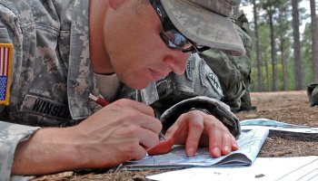Land Navigation 101:  Pinpoint Your Location, Orient the Map