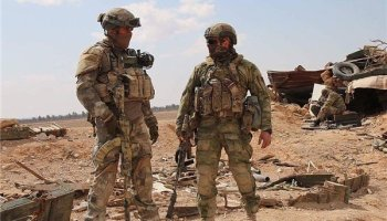 Russian Veterans Urge Putin to Tell the Truth About Syrian Mission