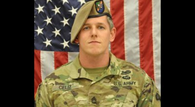 Army Ranger Sgt. 1st Class Christopher Celiz killed in action in Afghanistan