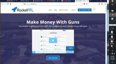 Want to get your Federal Firearms License? RocketFFL.com