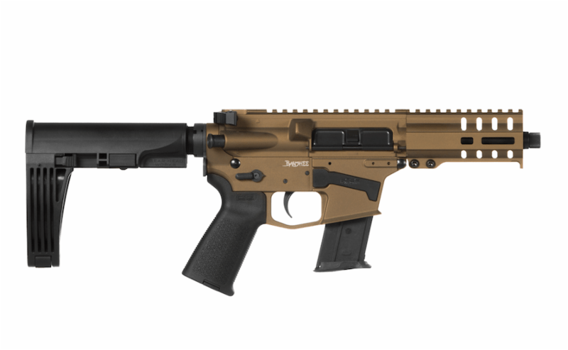 CMMG Mk57 GUARD: Chambered in FN 5.7x28