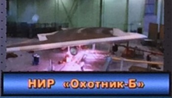Russia looks to jump into combat drones with their 20-ton 'Hunter' UCAV