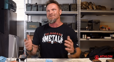 Watch: Pat McNamara answers 13 questions about military, metal and life